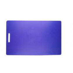 TABLA CORTAR 30x46x1.1 CM  PP C1218 AZUL